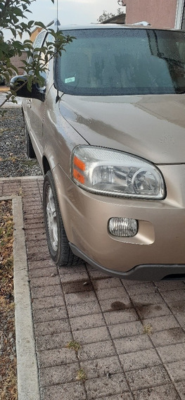 Chevrolet Uplander 2005 A Regular Aa Consola Y Rines At