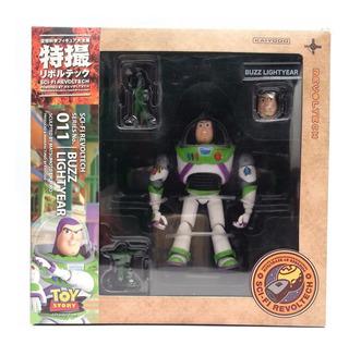 Toy Story Buzz Lightyear Figura Original Kaiyodo Revoltech
