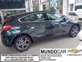 Chevrolet Cruze 1.4 Turbo Lt Ltz/ltz+ Linea Nueva 0km Mt/at