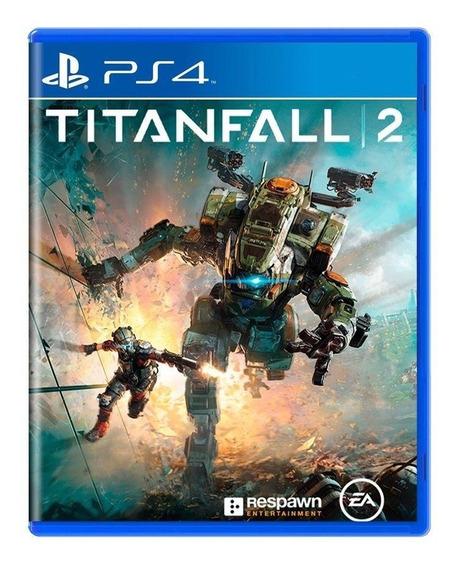 Titanfall 2 Ps4 Mídia Física Pronta Entrega