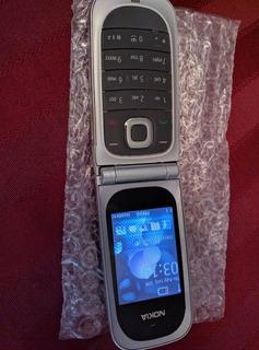 Nokia 7020 Color Negro Usado. $999.