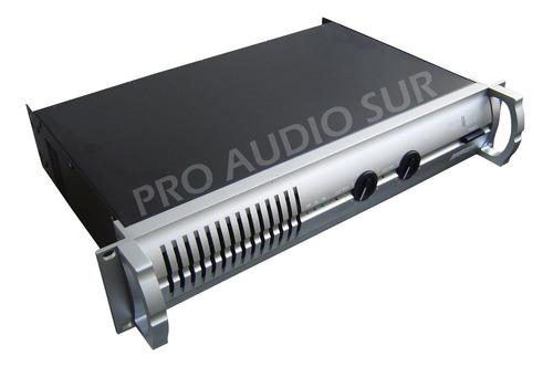 Potencia Apx 800 W American Pro Amplificador Profesional