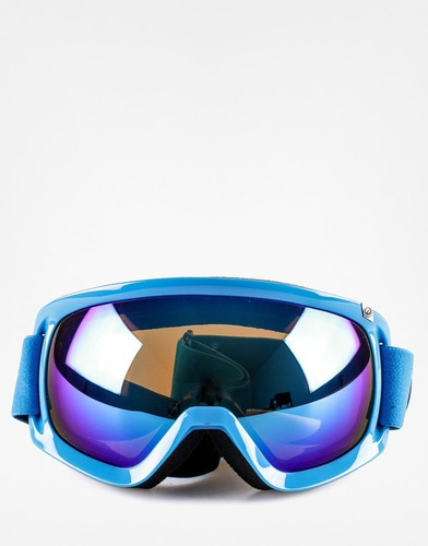 Antiparras Ski Snowboard // Dragon D3 Azure Blue Steel