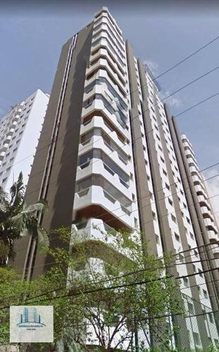 Imagem 1 de 27 de Apartamento Residencial À Venda, Moema, São Paulo. - Ap2658