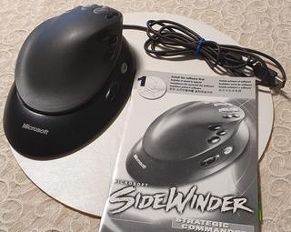 Microsoft Sidewinder Strategic Commander