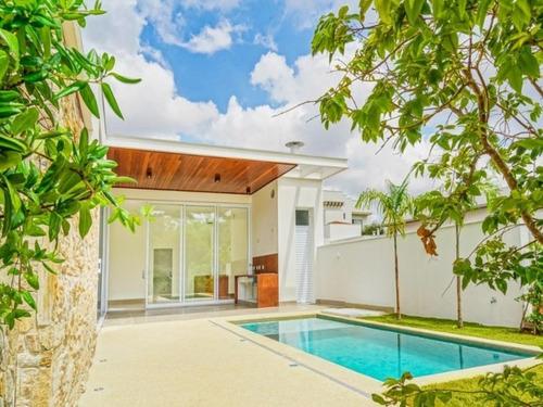 Casa Com 4 Dormitórios À Venda, 300 M² Por R$ 1.950.000 - Condomínio Residencial Giverny - Sorocaba/sp, Próximo Ao Shopping Iguatemi. - Ca0039 - 67640103