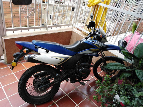 Vendo Moto Sigma Warrior 150 Excelente Estado...