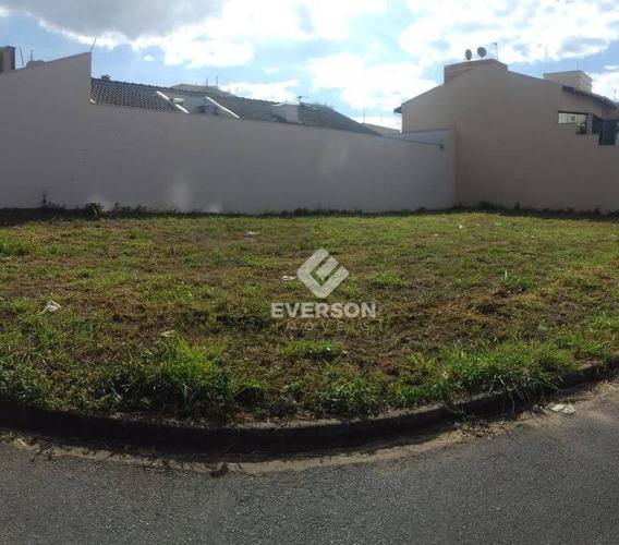 Terreno À Venda, 407 M² Por R$ 320.000 - Jardim São Paulo - Rio Claro/sp - Te0414