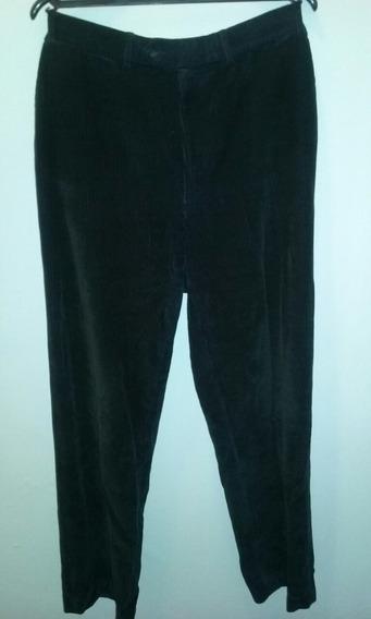 Pantalon Marks & Spencer Importado Corderoy L Oportunidad!