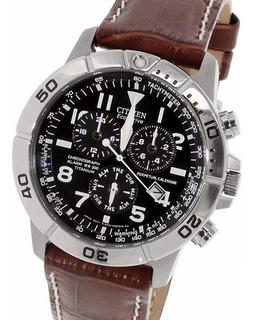 Reloj Citizen Ecodrive Bl5250-02l Titanio Cal Perpetuo200m M