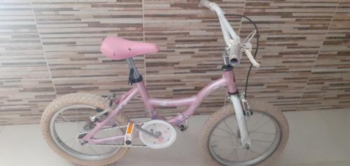 Bicicleta  Rosa Niña