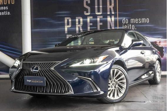 Lexus Es 300h 2.5 16v Hibrido Cvt