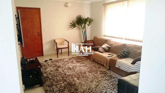 Apartamento Com 3 Dorms, Vila Redentora, São José Do Rio Preto - R$ 448 Mil, Cod: 3509 - V3509