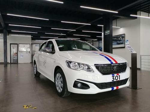 Imagen 1 de 9 de Peugeot 301 Active 1.6hdi 92hp Man 5vel (bandera)