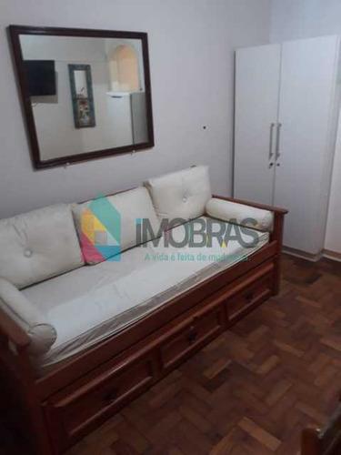 Imagem 1 de 12 de Apartamento-locação-copacabana-rio De Janeiro - Boap10527