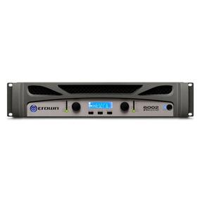Amplificador Potência Crown Gxti 6002-u Series Br 6000 Wrms