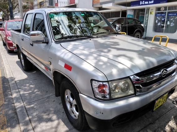 Camioneta Doble Cabina 4x2 Diesel