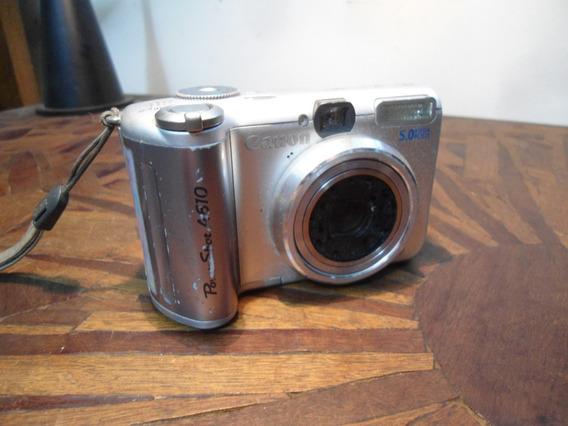 Maquina Fotografica Canon Powershot 4610 - Sucata