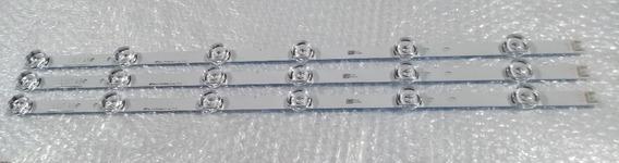 Barra De Led Lg 32lf595b 32lf565b 32lf550b 32lf585b Aluminio