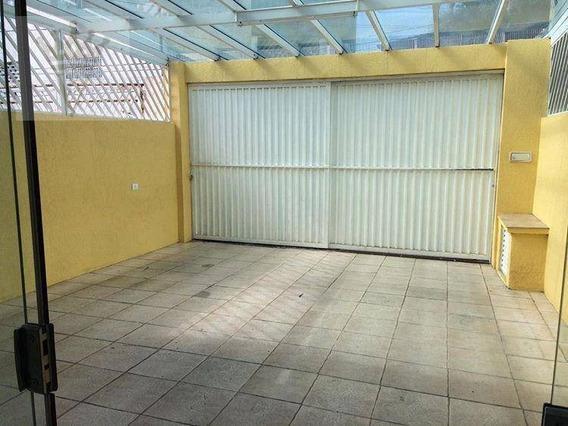 Casa Com 4 Dormitórios À Venda, 315 M² Por R$ 700.000,00 - Santo Amaro - São Paulo/sp - Ca0283