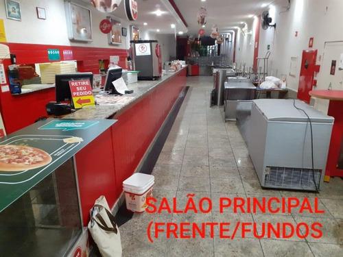 Imagem 1 de 8 de Salão Para Alugar, 443 M² Por R$ 50.000,00/mês - Centro - Santo André/sp - Sl0425