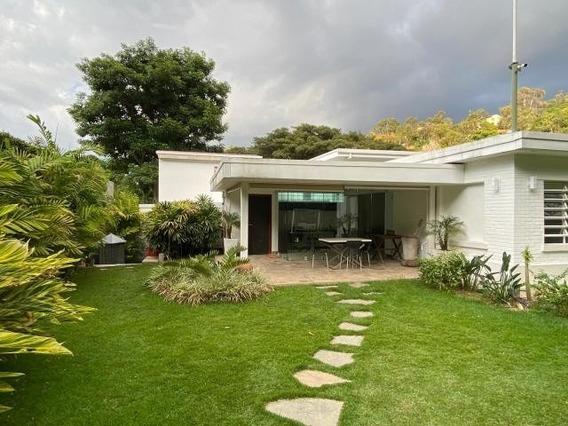 Casa, En Alquiler, El Peñón, Caracas, Mls 20-10991