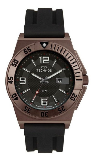 Relógio Technos Racer Masculino Analógico 2117lbk/8p