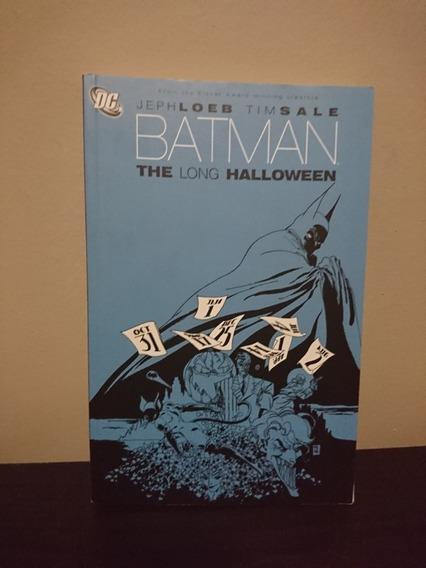 Batman: The Long Halloween Trilogia (3 Tomos)
