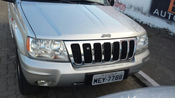 Jeep Grand Cheroqee 4.7 Limited 5p Automático