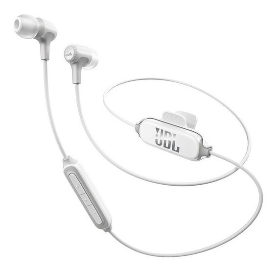 Fone De Ouvido Bluetooth E25 Bt Branco Jble25btwht N.fiscal