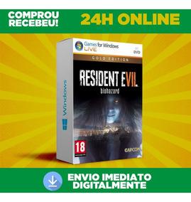 Resident Evil 7 + Dlc + Envio Na Hora 24h Online
