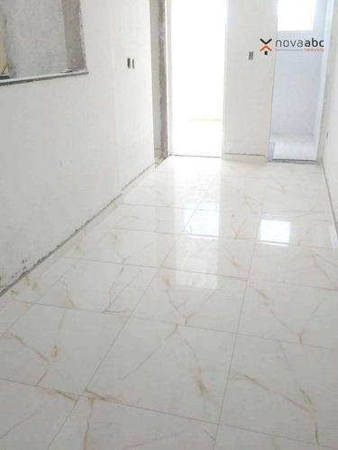 Imagem 1 de 6 de Apartamento Com 2 Dormitórios À Venda, 41 M² Por R$ 230.000,00 - Parque Capuava - Santo André/sp - Ap2969
