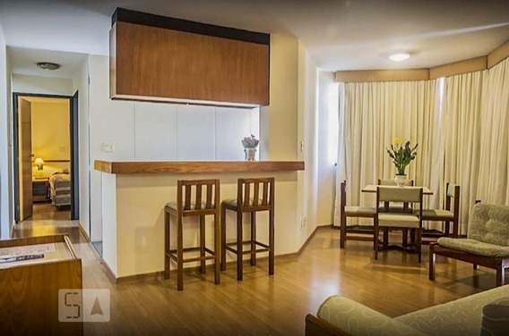 Apartamento Para Aluguel - Brooklin, 1 Quarto, 50 - 893075365