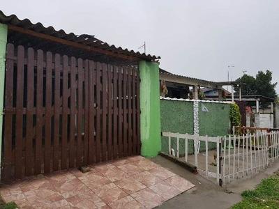 Casa Ficando Lado Serra 50m Da Pista Com Terreno De Ref 4607