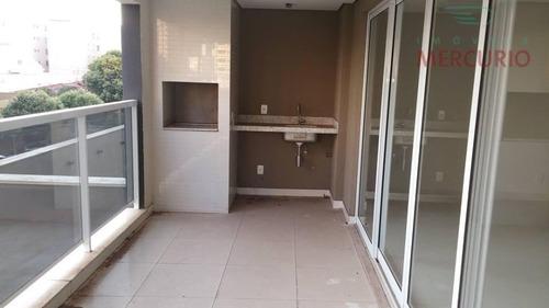Apartamento Com 4 Dormitórios À Venda, 197 M² Por R$ 1.450.000,00 - Jardim América - Bauru/sp - Ap2126