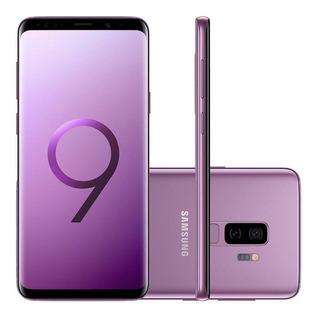 Smartphone Samsung Galaxy S9+ 128gb Câmera 12mp Tela Dual E