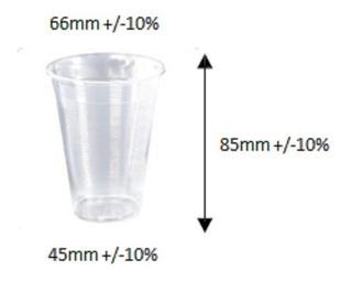 Vaso Económico Desechable 7onz Paquete X50und
