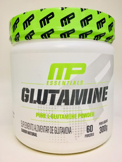 Glutamina 300g Mp Muscle Pharm Essentials