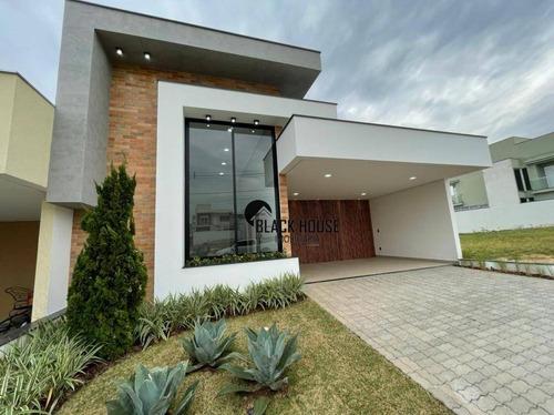 Imagem 1 de 28 de Casa Com 3 Dormitórios À Venda, 175 M² Por R$ 1.000.000,00 - Condomínio Ibiti Reserva - Sorocaba/sp - Ca0832
