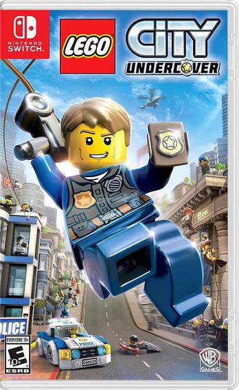 Juego Lego City Nintendo Switch Ibushak Gaming