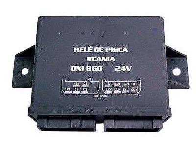 334470 Rele Pisca Scania 112/113 1334196