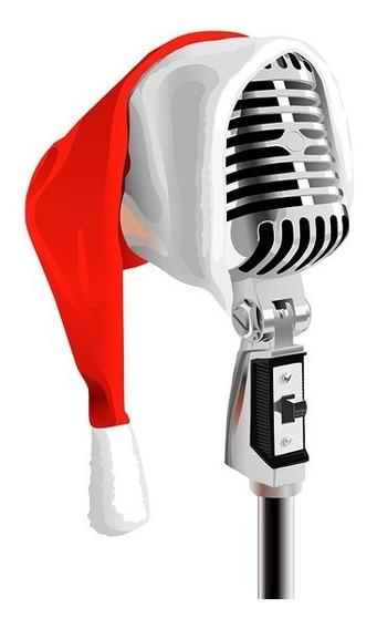 Jingle Natal, Ano Novo Para Empresas. Personalizado Com Nome
