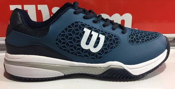 Zapatillas Wilson Tenis Padel Match Hombre!