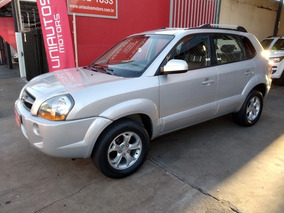 Hyundai Tucson Gls 2.0 2012/2013 Prata