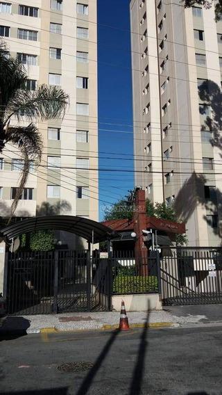 Apartamento Com 2 Dormitórios À Venda, 58 M² Por R$ 280.000,00 - Butantã - São Paulo/sp - Ap4507