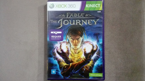 Jogo Fable The Journey Xbox 360 Kinect