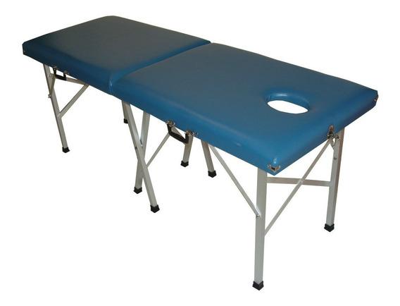 !!cama De Masaje Portátil Profesional Para Uso Muy Rudo¡¡