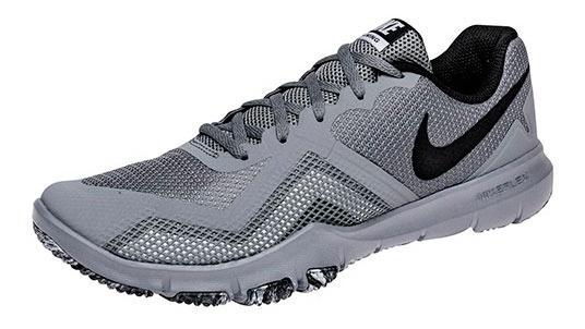 Tenis Nike Flex Control 2 Gris Tallas #28 Al #29 Hombre Ppk