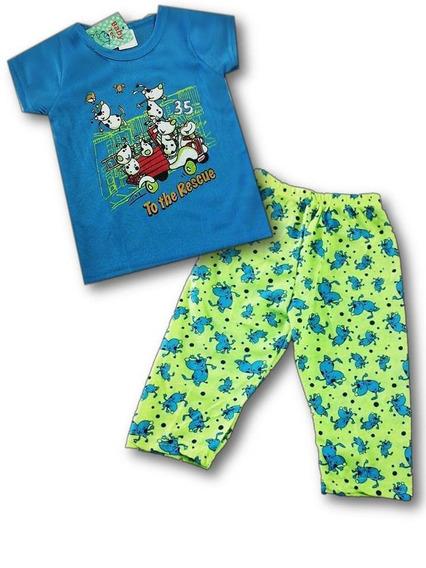 Pijamas Conjuntos Para Bebes Importados En Algodon 18 Meses