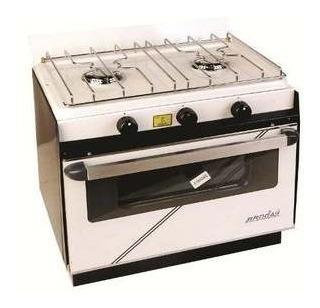 Cocina 2 Dos Hornallas Horno Brogas Aprobado Con Gas Natural